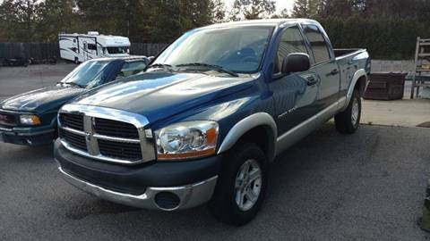 2006 Dodge Ram Pickup 1500 for sale in Clarion, PA