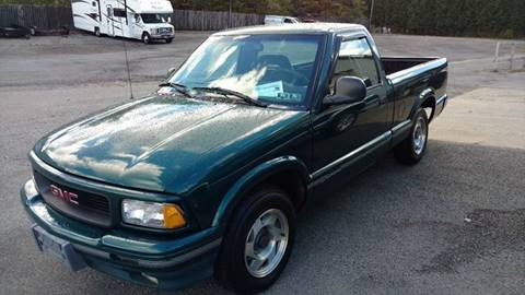 1997 GMC Sonoma for sale in Clarion, PA