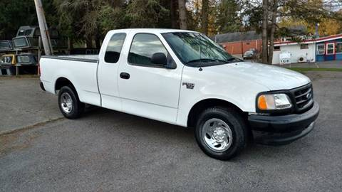 2004 Ford F-150 Heritage for sale in Clarion, PA