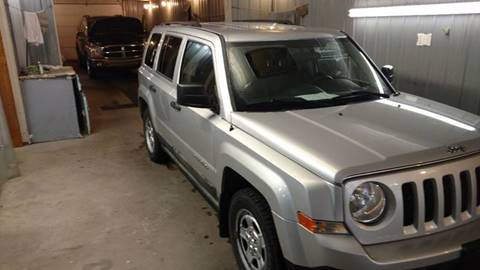 2011 Jeep Patriot for sale in Clarion, PA