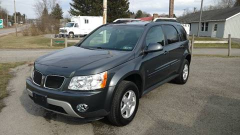 2009 Pontiac Torrent for sale in Clarion, PA