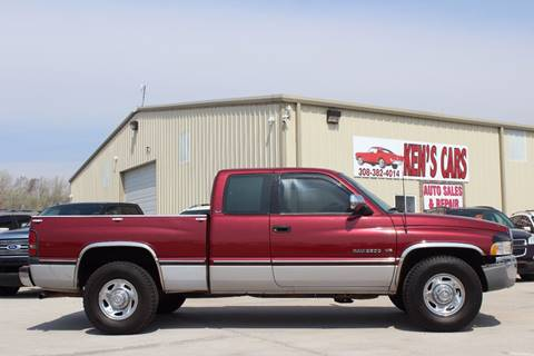 1996 Dodge Ram Pickup 2500 for sale in Grand Island, NE
