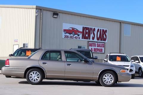 2004 Ford Crown Victoria for sale in Grand Island, NE