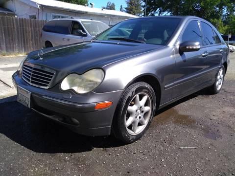 Mercedes Benz Sacramento >> Mercedes Benz C Class For Sale In Sacramento Ca Metric Motors