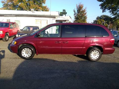 2001 Chrysler Town and Country for sale in Sacramento, CA