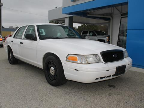 2008 Ford Crown Victoria for sale in Metter, GA
