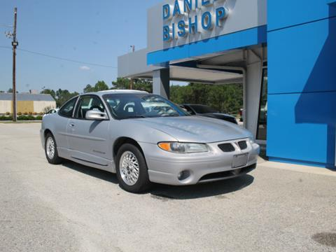 2000 Pontiac Grand Prix for sale in Metter, GA