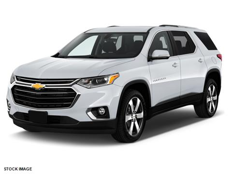 2018 Chevrolet Traverse for sale in Metter, GA