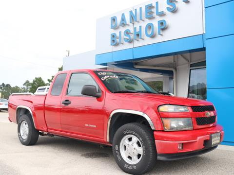 2005 Chevrolet Colorado for sale in Metter, GA