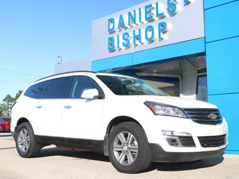 2015 Chevrolet Traverse for sale in Metter, GA