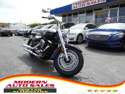2007 Yamaha Road Star for sale in Hollywood, FL
