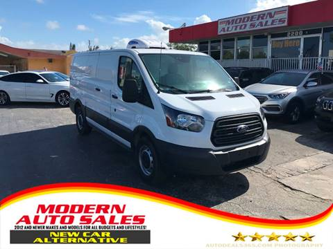 Cargo Van For Sale in Hollywood, FL - Modern Auto Sales