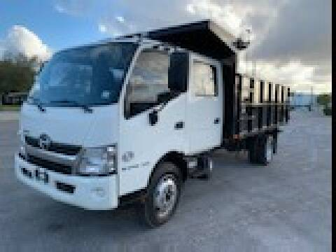 2017 Hino 195 crew cab for sale at Modern Auto Sales in Hollywood FL