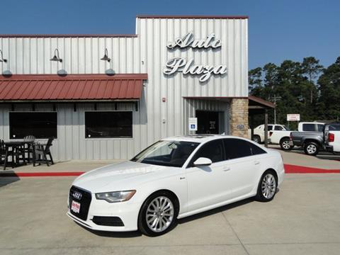 Audi Used Cars Pickup Trucks For Sale Lumberton Grantz Auto Plaza LLC - Plaza audi
