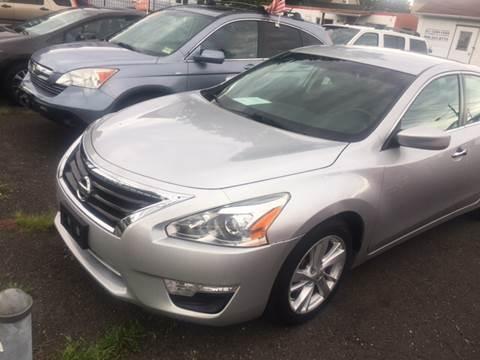 2014 Nissan Altima for sale in Elizabeth, NJ
