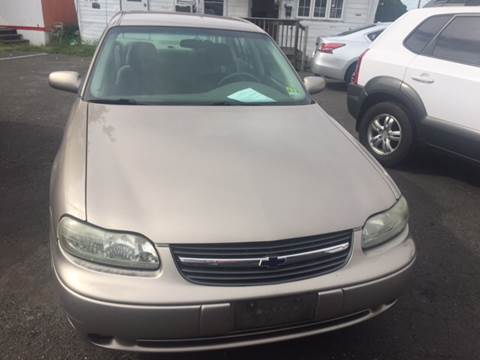 2000 Chevrolet Malibu for sale in Elizabeth, NJ