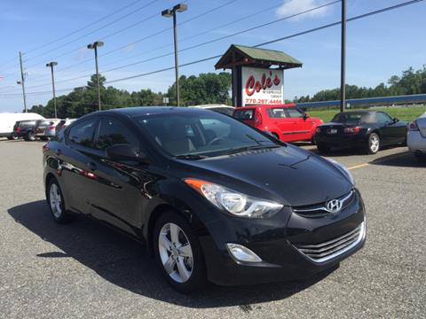 2013 Hyundai Elantra for sale in Monroe, GA