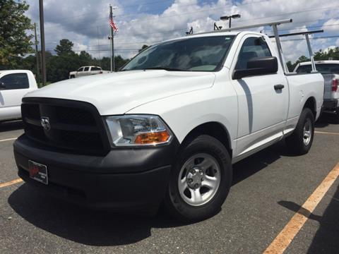 2012 RAM Ram Pickup 1500 for sale in Monroe, GA