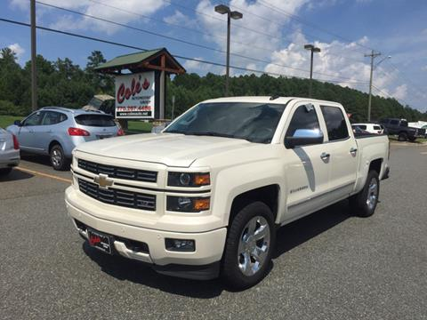 2015 Chevrolet Silverado 1500 for sale in Monroe, GA