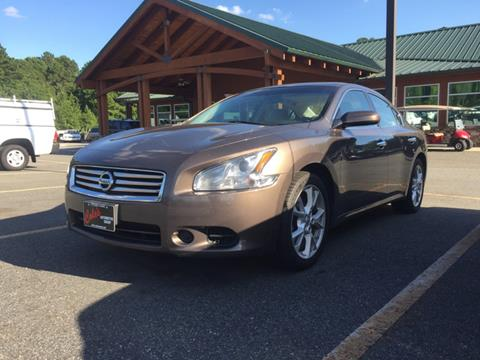 2014 Nissan Maxima for sale in Monroe, GA