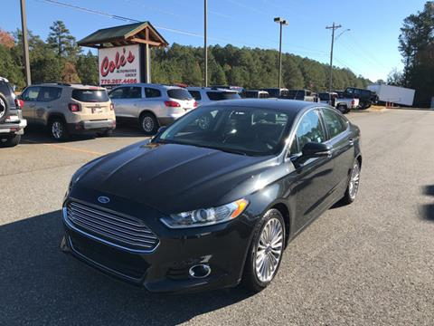 2013 Ford Fusion for sale in Monroe GA