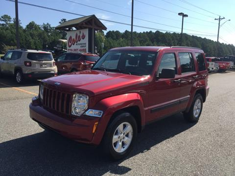 2012 Jeep Liberty for sale in Monroe GA