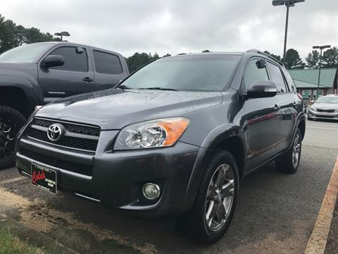 2011 Toyota RAV4 for sale in Monroe, GA