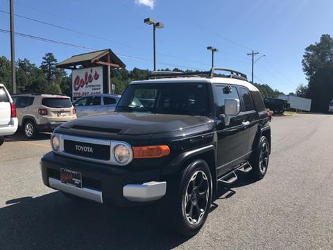 2008 Toyota FJ Cruiser for sale in Monroe, GA