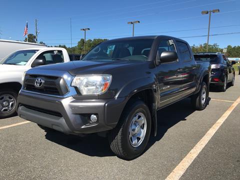 2012 Toyota Tacoma for sale in Monroe GA