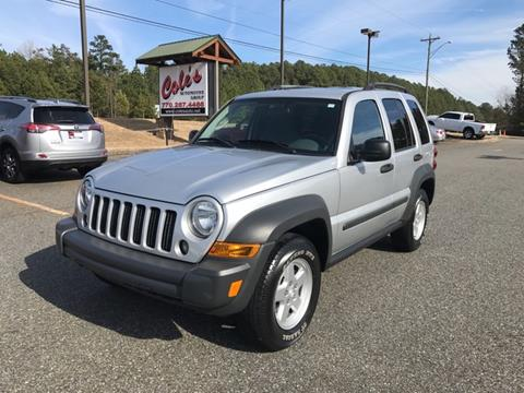 2006 Jeep Liberty for sale in Monroe, GA