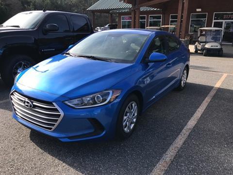 2017 Hyundai Elantra for sale in Monroe, GA