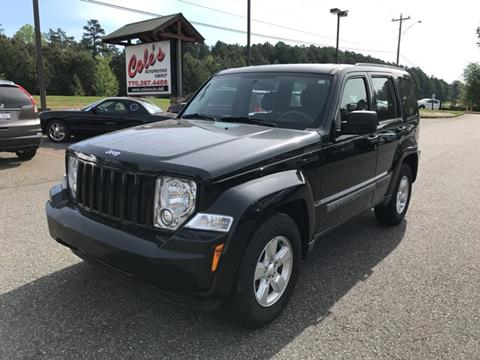 2011 Jeep Liberty for sale in Monroe, GA