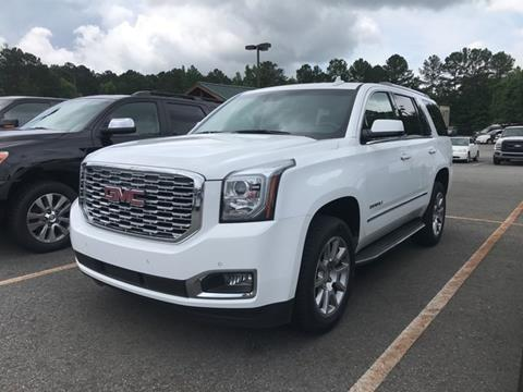 2018 GMC Yukon for sale in Monroe, GA