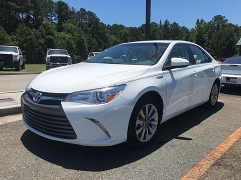 2016 Toyota Camry Hybrid for sale in Monroe, GA