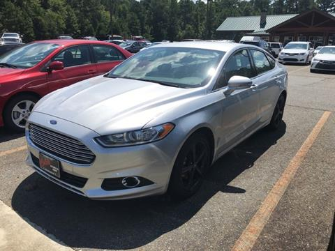 2016 Ford Fusion for sale in Monroe, GA