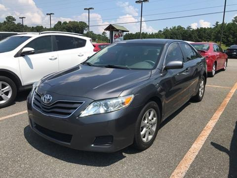 2011 Toyota Camry for sale in Monroe, GA