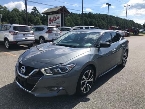 2018 Nissan Maxima for sale in Monroe, GA