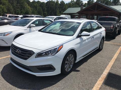 2017 Hyundai Sonata for sale in Monroe, GA