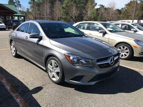 2016 Mercedes-Benz CLA for sale in Monroe, GA