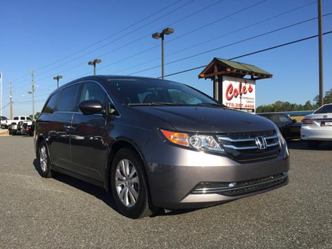 2015 Honda Odyssey for sale in Monroe, GA