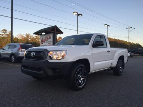 2013 Toyota Tacoma for sale in Monroe, GA