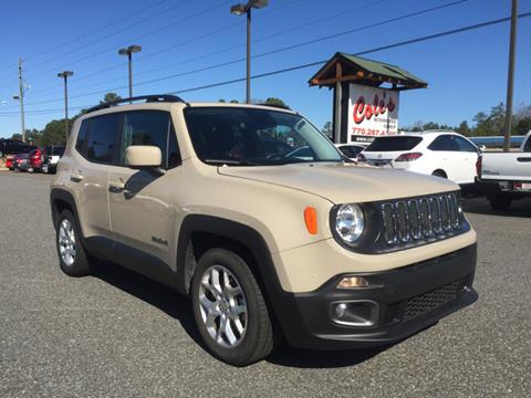 2016 Jeep Renegade for sale in Monroe, GA