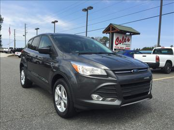2016 Ford Escape for sale in Monroe, GA
