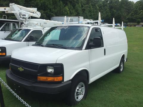 2015 Chevrolet Express Cargo for sale in Monroe GA