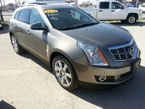 2011 Cadillac SRX for sale at Key City Motors in Abilene TX
