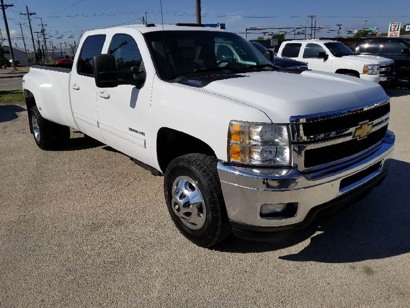 2011 Chevrolet Silverado 3500HD for sale at Key City Motors in Abilene TX