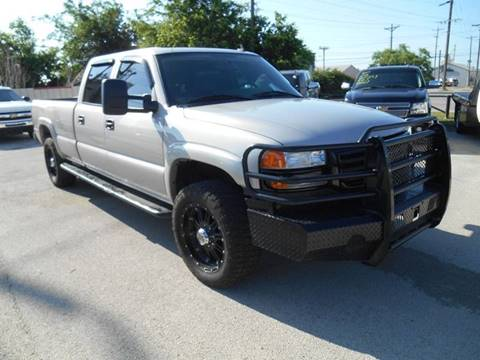2006 GMC Sierra 2500HD for sale at Key City Motors in Abilene TX