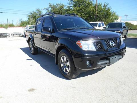 2012 Nissan Frontier for sale at Key City Motors in Abilene TX