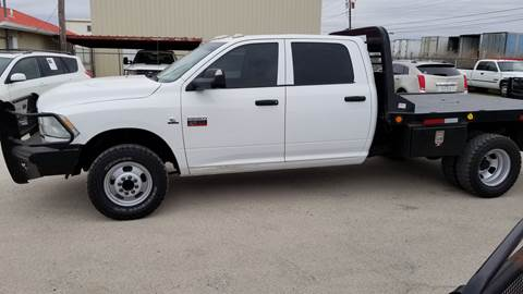 2012 RAM Ram Pickup 3500 for sale at Key City Motors in Abilene TX