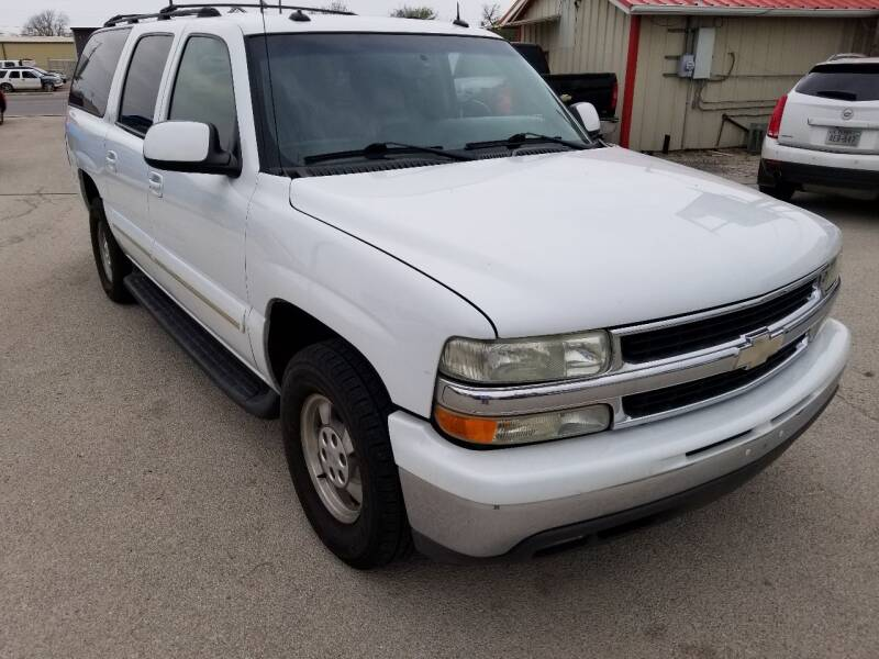2003 Chevrolet Suburban for sale at Key City Motors in Abilene TX